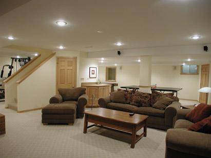 Finished basements for Full finished basement